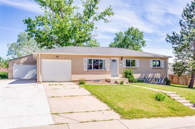 12123 W Maryland Drive, Lakewood, CO 80228 (#2403786) :: The Dixon Group