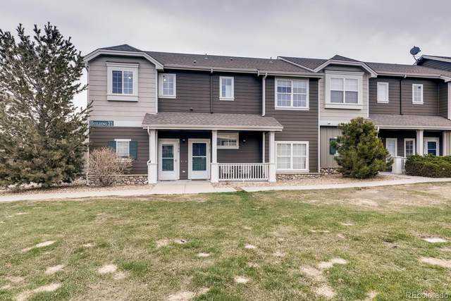14700 E 104th Avenue #2105, Commerce City, CO 80022 (MLS #2403843) :: Bliss Realty Group