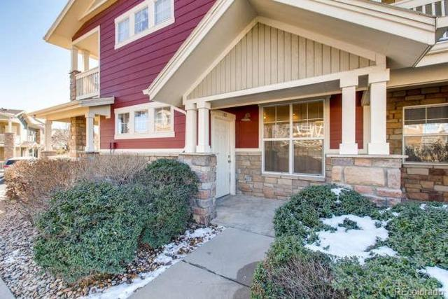 9311 Amison Circle #102, Parker, CO 80134 (#2404266) :: My Home Team