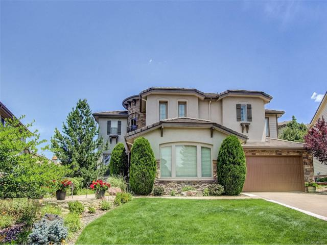9701 Sunset Hill Place, Lone Tree, CO 80124 (#2404654) :: Colorado Team Real Estate