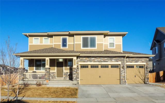 11754 Kalispell Street, Commerce City, CO 80022 (#2404794) :: The City and Mountains Group