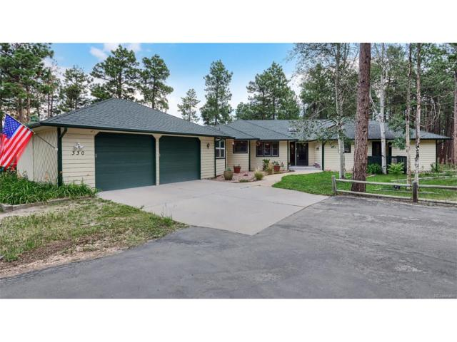 330 Jack Boot Road, Monument, CO 80132 (MLS #2405174) :: 8z Real Estate