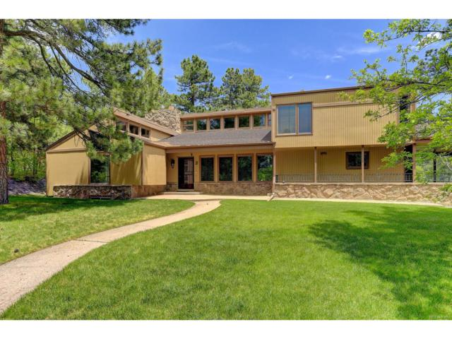 1685 Pine Mor Road, Franktown, CO 80116 (MLS #2405426) :: 8z Real Estate