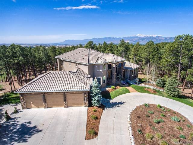 14520 Old Lasso Point, Colorado Springs, CO 80921 (MLS #2405566) :: Kittle Real Estate