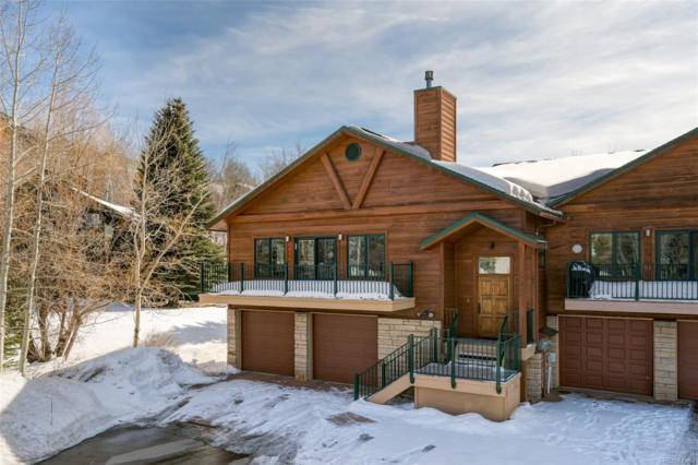 1575 Clubhouse Drive, Steamboat Springs, CO 80487 (#2406138) :: The Peak Properties Group