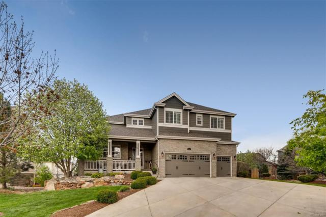 6596 S Gray Way, Littleton, CO 80123 (#2406435) :: House Hunters Colorado