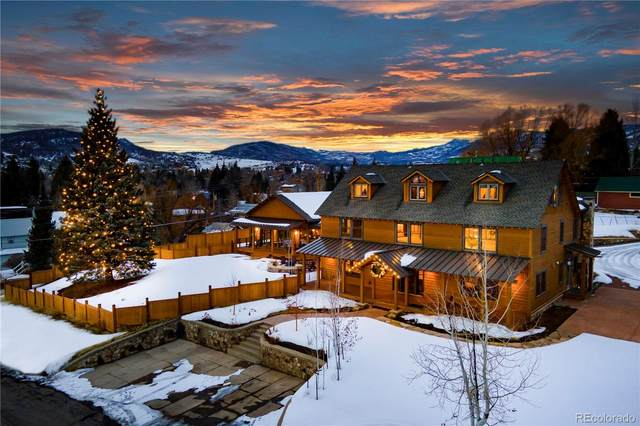 442 and 428 Pine Street, Steamboat Springs, CO 80487 (#2406511) :: Wisdom Real Estate