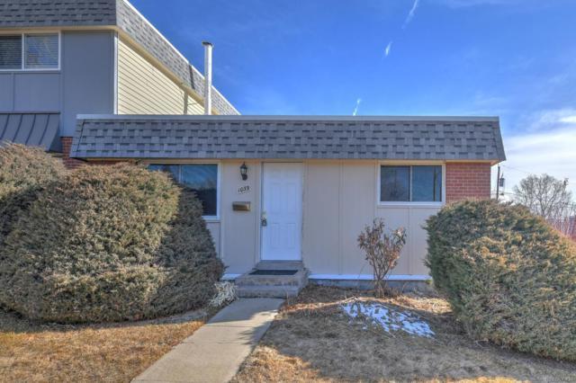 1039 Milky Way, Thornton, CO 80260 (MLS #2406670) :: 8z Real Estate