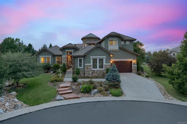 5769 Daniels Gate Place, Castle Pines, CO 80108 (#2406923) :: The HomeSmiths Team - Keller Williams