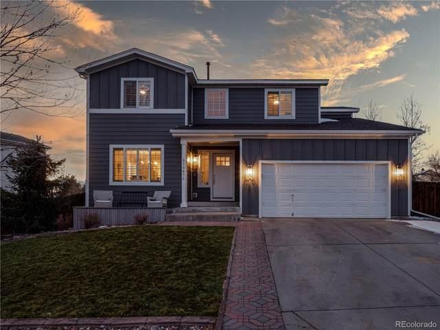 10875 Mount Bross Way, Parker, CO 80138 (#2407380) :: Colorado Home Finder Realty