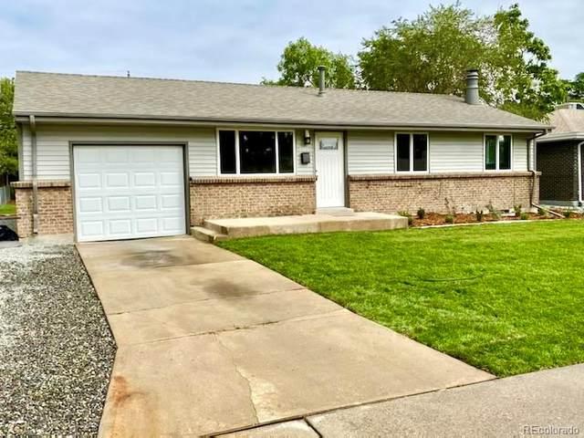 2181 Wyandot Drive, Denver, CO 80221 (#2407611) :: Bring Home Denver with Keller Williams Downtown Realty LLC