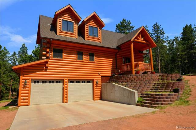 1260 Cinnamon Bear Road, Sedalia, CO 80135 (#2407704) :: The Harling Team @ Homesmart Realty Group