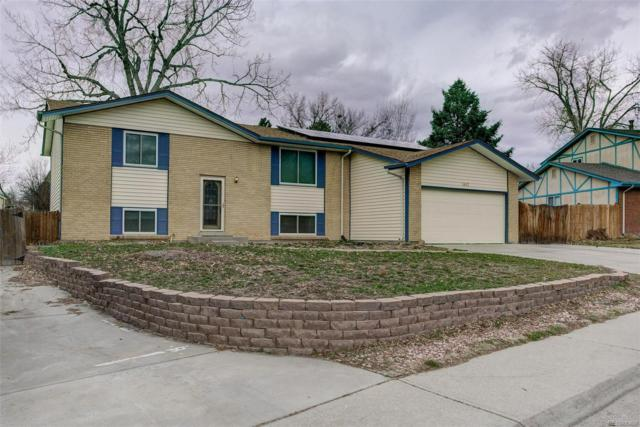 8447 Dover Court, Arvada, CO 80005 (#2407739) :: The Peak Properties Group