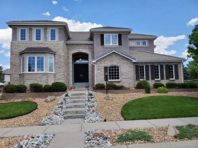 5952 S Jasper Street, Centennial, CO 80016 (MLS #2407860) :: 8z Real Estate