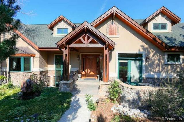 7115 Parkwood Lane, Castle Pines, CO 80108 (#2408176) :: Chateaux Realty Group