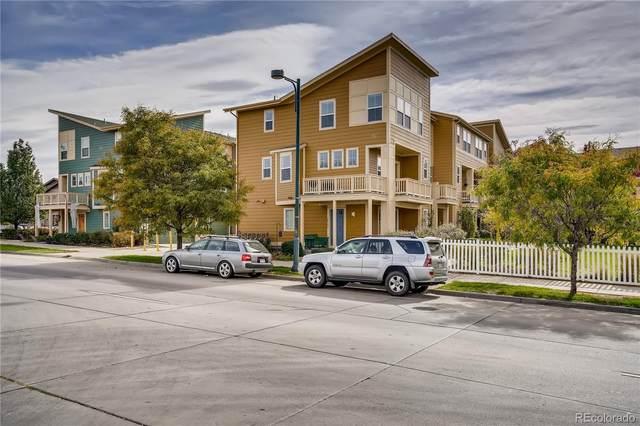 10592 E 29th Drive, Denver, CO 80238 (#2408376) :: The HomeSmiths Team - Keller Williams