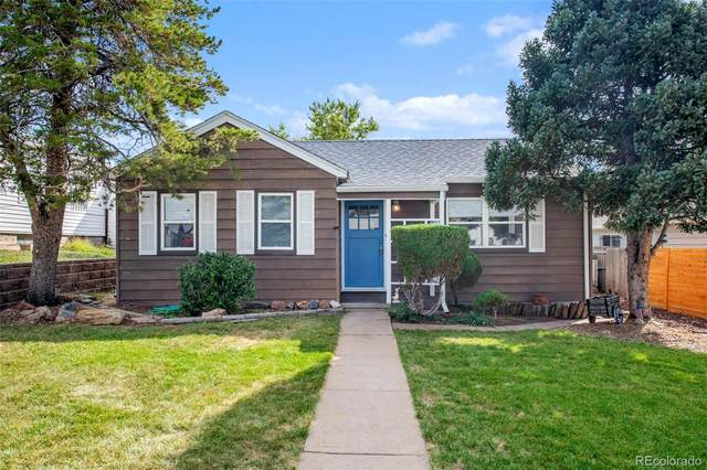 156 S Canosa Court, Denver, CO 80219 (MLS #2408482) :: 8z Real Estate