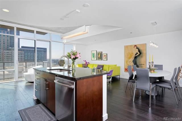 891 14th Street #2410, Denver, CO 80202 (#2408546) :: Wisdom Real Estate