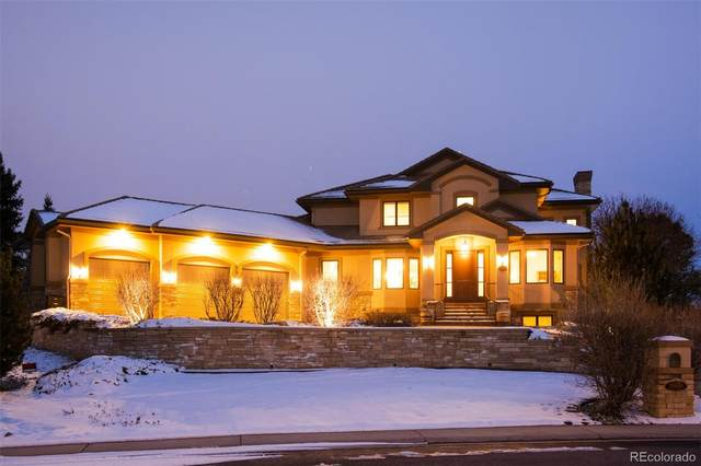 3960 S Pinehurst Circle, Denver, CO 80235 (#2409007) :: The Margolis Team