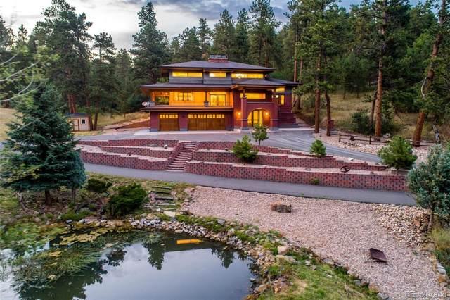 7495 Us Highway 285, Morrison, CO 80465 (MLS #2409693) :: 8z Real Estate