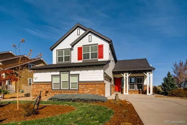 6911 Turnstone Avenue, Castle Rock, CO 80104 (#2409782) :: The Heyl Group at Keller Williams
