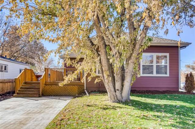 3001 S Clarkson Street, Englewood, CO 80113 (#2410219) :: The HomeSmiths Team - Keller Williams