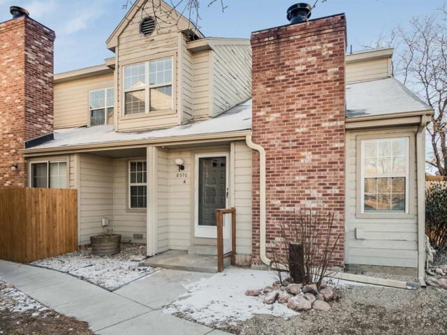 8370 W 87th Drive A, Arvada, CO 80005 (#2410357) :: The Griffith Home Team