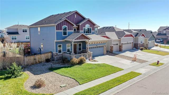 1794 Avery Plaza Street, Severance, CO 80550 (#2410561) :: The Colorado Foothills Team | Berkshire Hathaway Elevated Living Real Estate