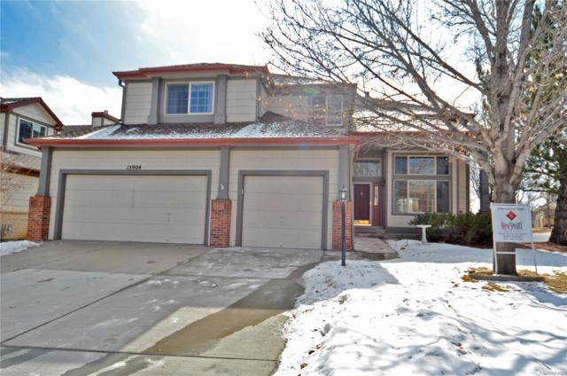 15904 Quarry Hill Drive, Parker, CO 80134 (#2410612) :: The HomeSmiths Team - Keller Williams