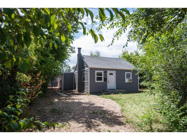 3912 W Kentucky Avenue, Denver, CO 80219 (#2411597) :: The Peak Properties Group