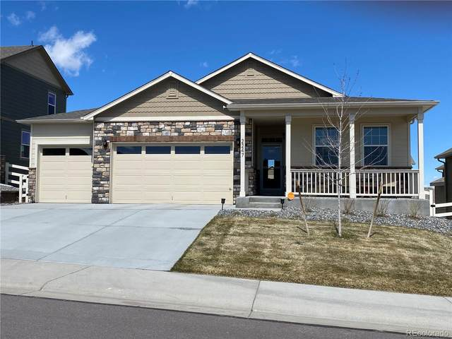 2247 Shadow Rider Circle, Castle Rock, CO 80104 (MLS #2411620) :: Kittle Real Estate