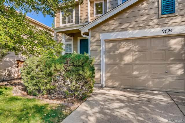 9894 Saybrook Street, Highlands Ranch, CO 80126 (#2411658) :: Bring Home Denver with Keller Williams Downtown Realty LLC