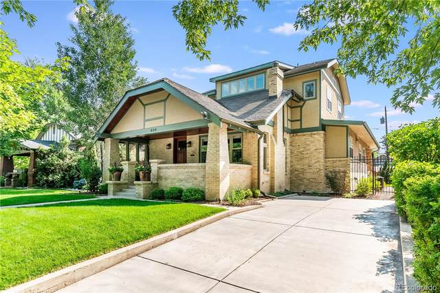 808 S Williams Street, Denver, CO 80209 (#2411674) :: The Heyl Group at Keller Williams
