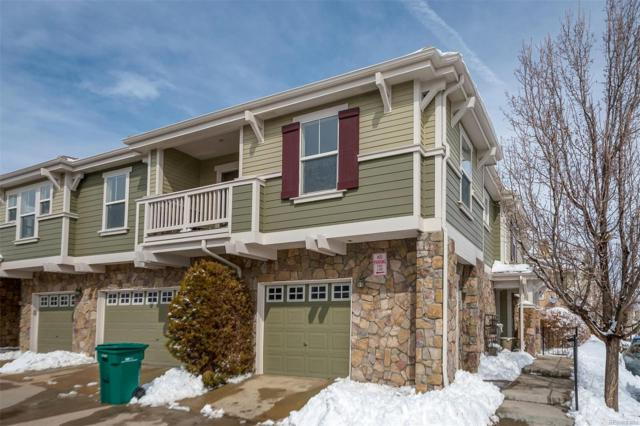 12831 Mayfair Way A, Englewood, CO 80112 (#2411729) :: The Peak Properties Group