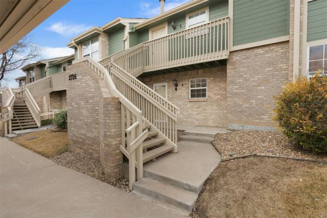 2726 E Otero Place #4, Centennial, CO 80122 (#2411948) :: Colorado Team Real Estate