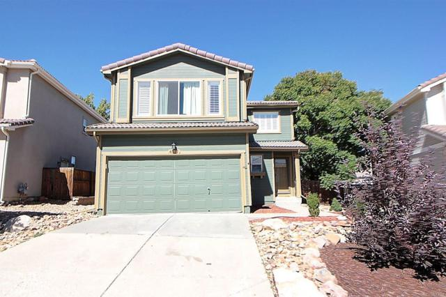 4581 Lyndenwood Circle, Highlands Ranch, CO 80130 (#2412240) :: The Peak Properties Group