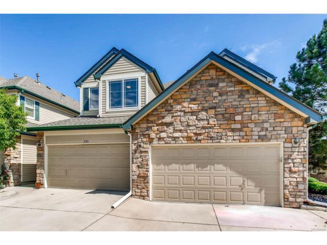 8303 S Garland Circle, Littleton, CO 80128 (MLS #2412430) :: 8z Real Estate