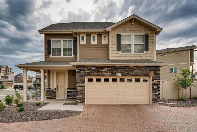 8124 E 128th Place, Thornton, CO 80602 (#2412831) :: James Crocker Team