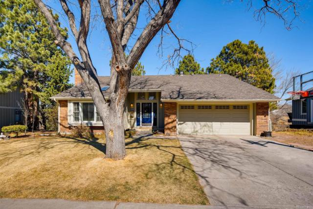 8103 E Kettle Place, Centennial, CO 80112 (#2413166) :: Bring Home Denver