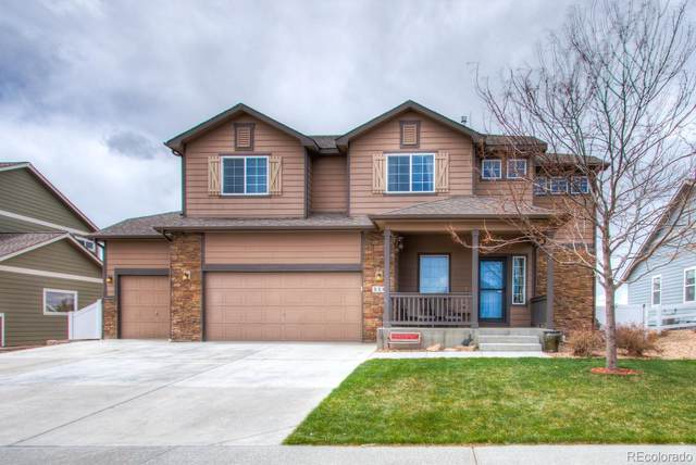 320 Sycamore Avenue, Johnstown, CO 80534 (MLS #2413389) :: 8z Real Estate