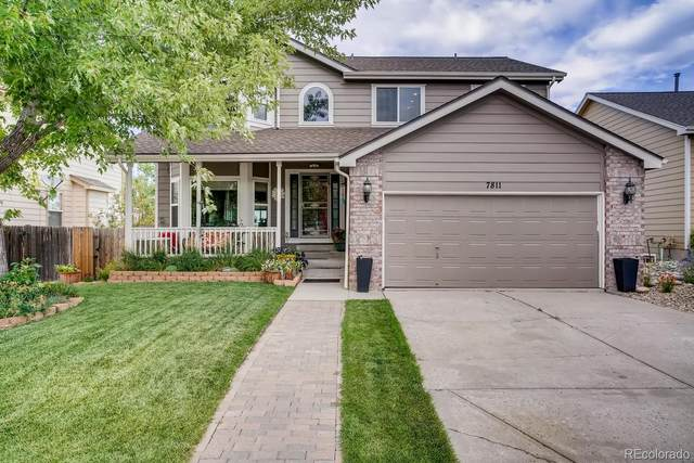 7811 Canvasback Circle, Littleton, CO 80125 (MLS #2413522) :: Keller Williams Realty