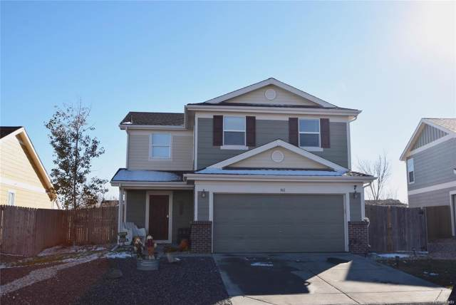 861 Stagecoach Drive, Lochbuie, CO 80603 (#2413660) :: James Crocker Team