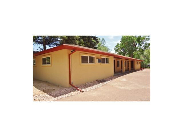 110 El Paso Boulevard, Manitou Springs, CO 80829 (MLS #2413894) :: 8z Real Estate
