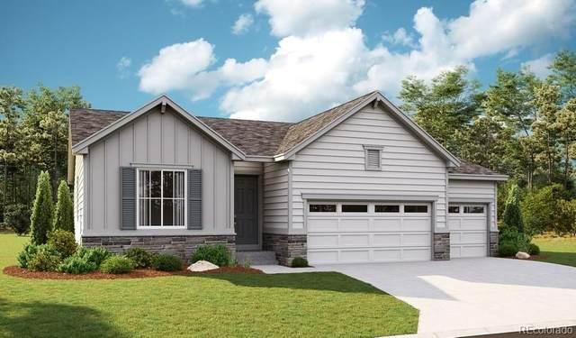 1153 Ibex Drive, Severance, CO 80550 (#2414076) :: Finch & Gable Real Estate Co.