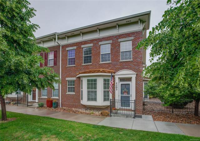 4293 W 118th Place, Westminster, CO 80031 (#2414613) :: The DeGrood Team