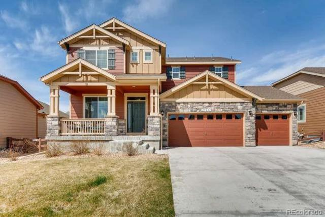 19431 Legend Avenue, Parker, CO 80134 (#2415471) :: Bring Home Denver