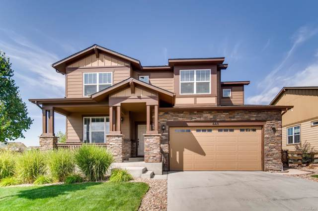 660 Fossil Bed Circle, Erie, CO 80516 (MLS #2415658) :: 8z Real Estate