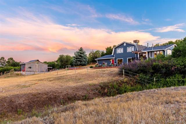 9724 Sorrel Road, Castle Rock, CO 80108 (MLS #2415967) :: Keller Williams Realty