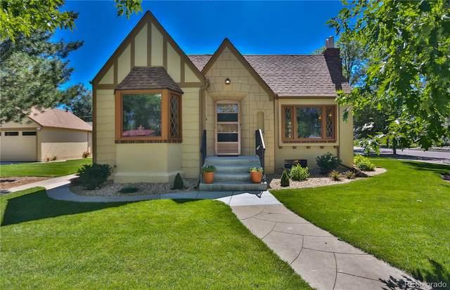 1001 Custer Avenue, Colorado Springs, CO 80903 (#2416530) :: The HomeSmiths Team - Keller Williams