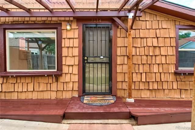 2134 S Washington Street, Denver, CO 80210 (#2416736) :: Wisdom Real Estate
